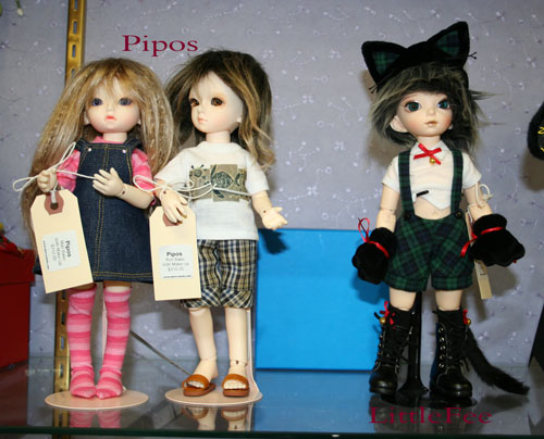 Pipos and LittleFee