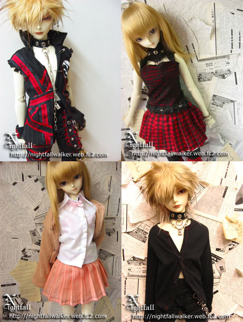 1/3 boy & girl fashions
