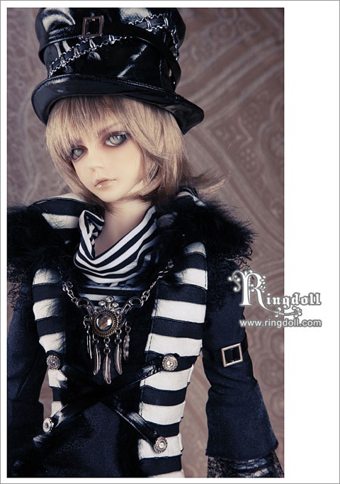RIng Teenager Pan Full-set Style A