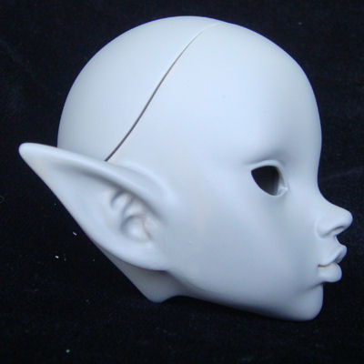 Nabiya with elf ears prototype