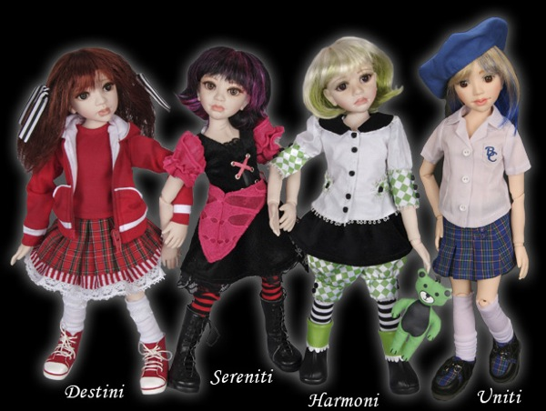 2008 doll releases