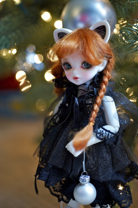 Fairy of Fairytales (27 cm) Hucky, white skin (2010 Christmas limited edition full set)