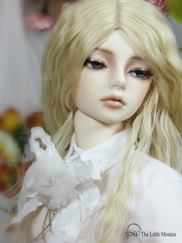 First doll released - Harmony line Kliff