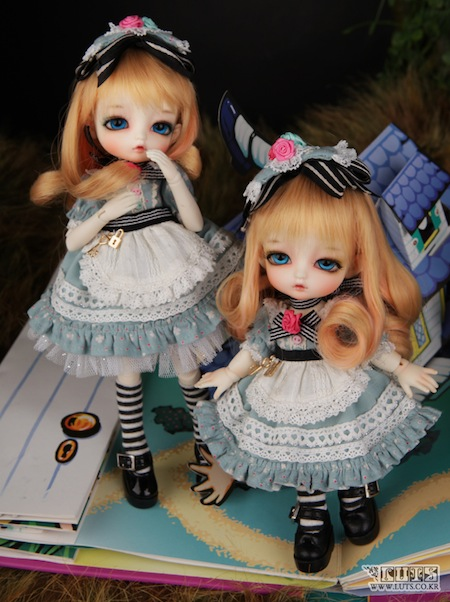 Alice 20cm and 16cm version