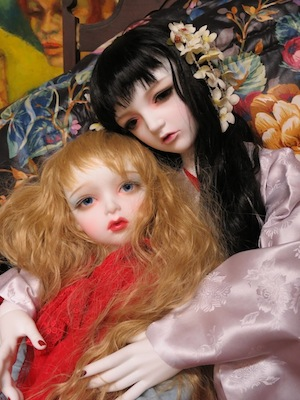Jade Snow and Dorothea 001