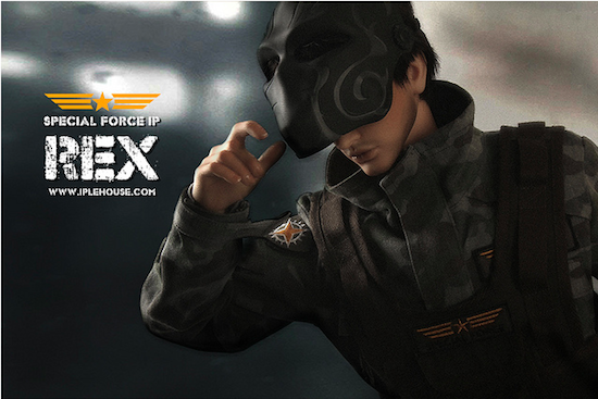 Special Force Rex