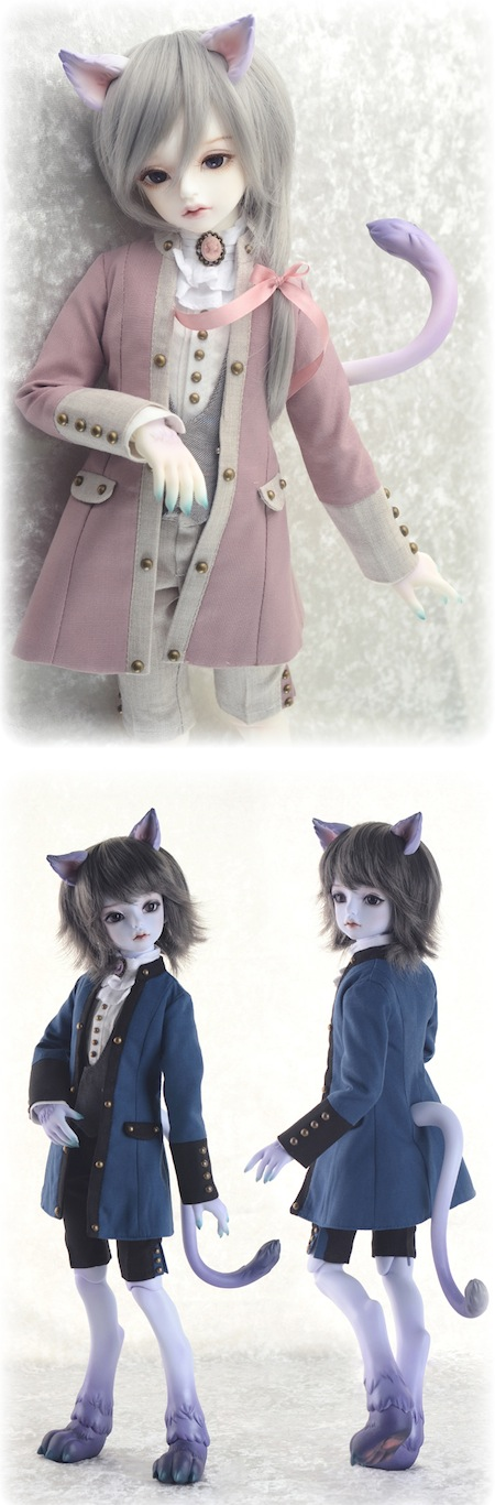 Cheshire Cat - The Twins2