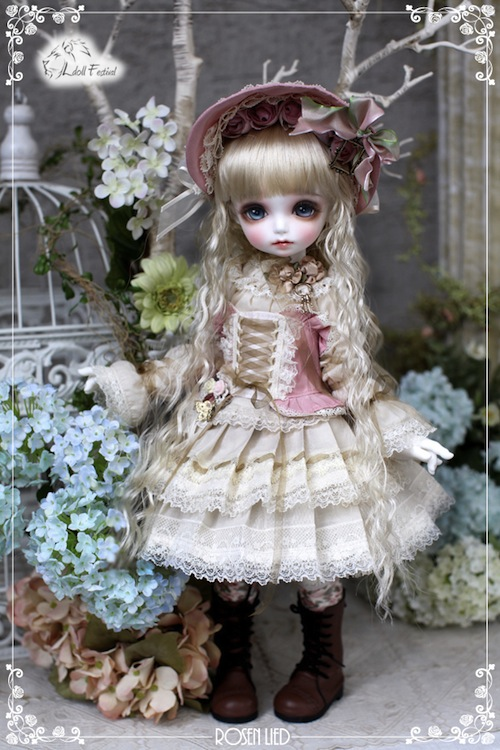 Holiday's Child Limited Miu for L-doll Festival