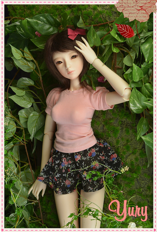 Face-up style 2