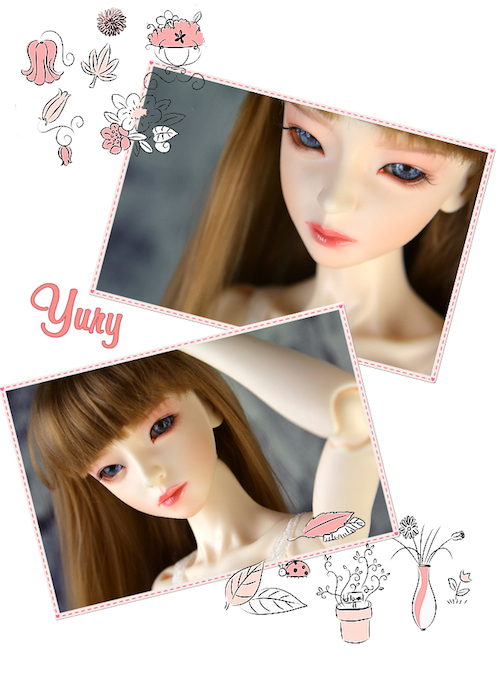 Face-up style 3
