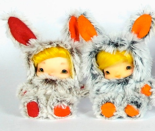 orange tea bunnies