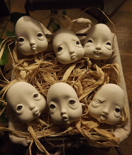 baby humpty heads