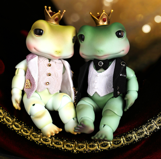 Toad - Frog Prince