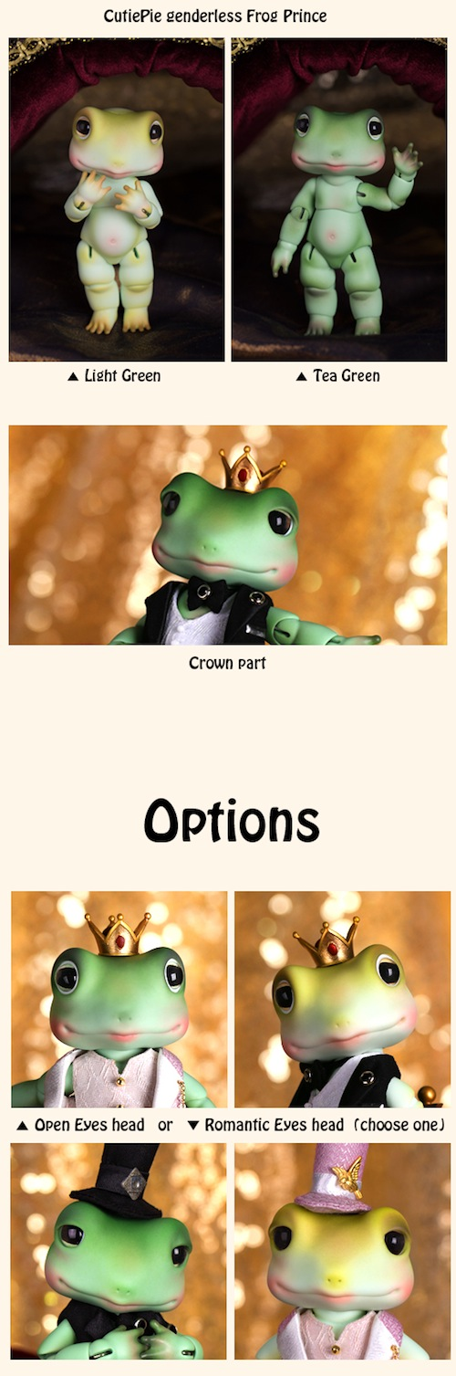 Toad - Frog Prince2