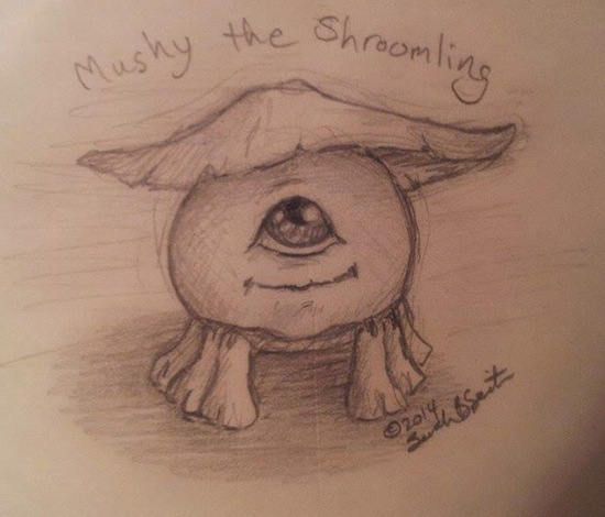 mushy the shroomling