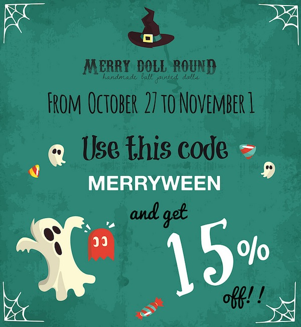 Merry Doll Round event