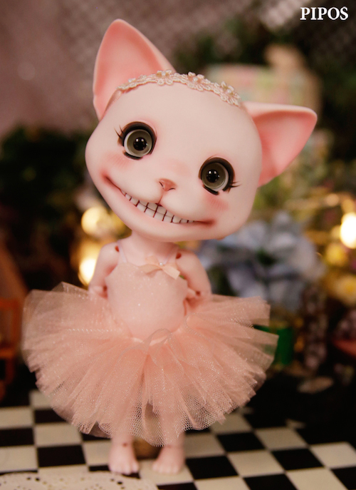 basic pink cheshire pop