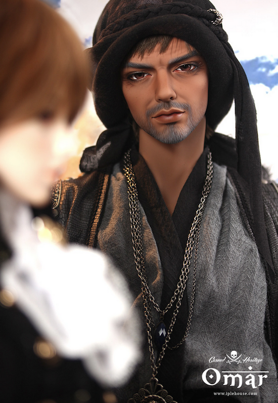 Omar special face-up