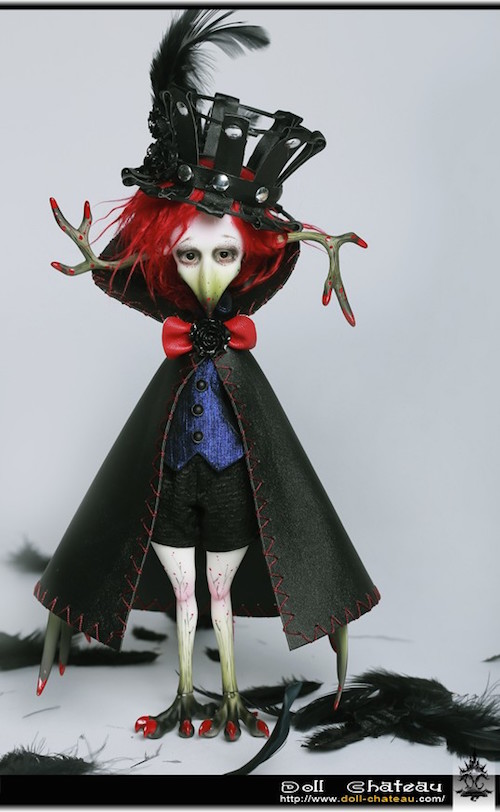 Doll Chateau Carol