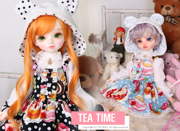 teatime baby delf