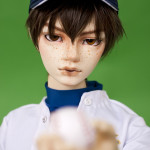 Sawamura Eijun - Soom Namu on modded Crobidoll M-Line body (NS)