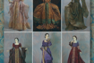 ~Historical Costumes from Saris~