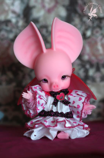 batty boo pink harajuku