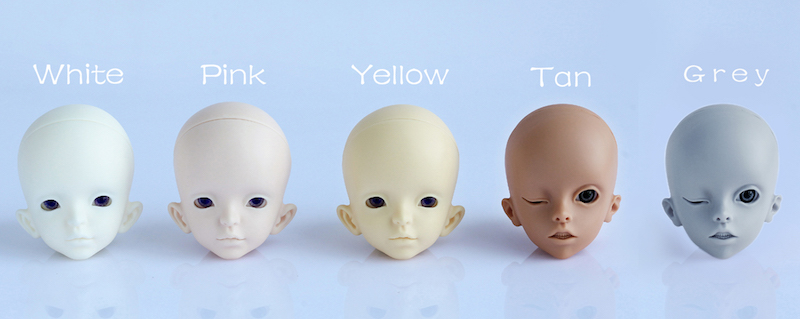 dollzone resin chart