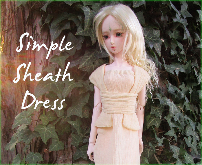 1simple sheath dress1
