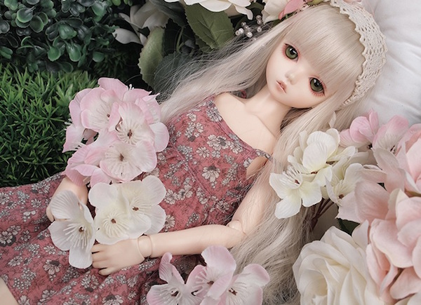 DAISY Dress Pink MSD