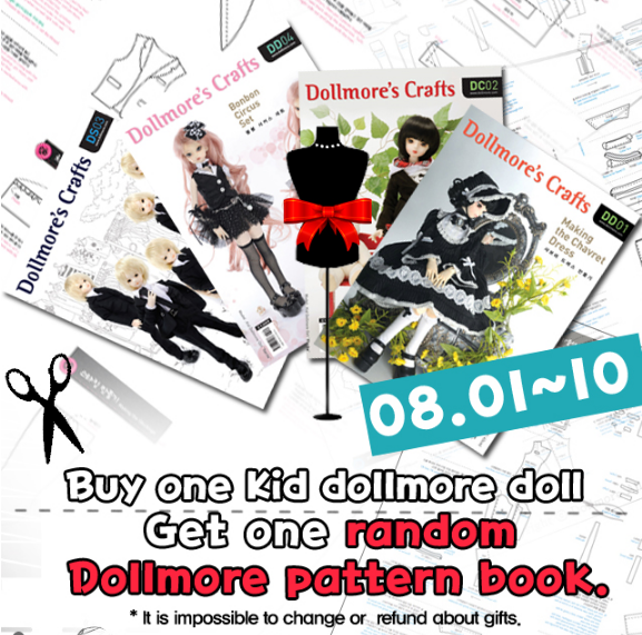dollmore pattern book