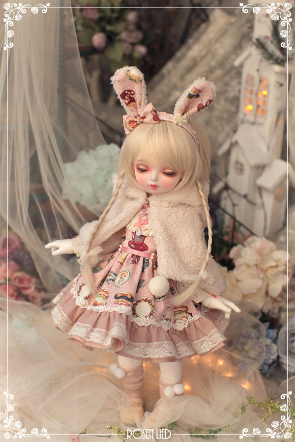 Limited BeBe Reverie - For Christmas with Rosen Lied