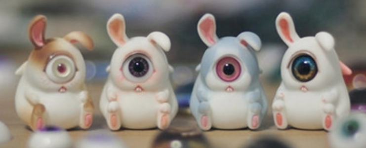 cyclops-bunnies